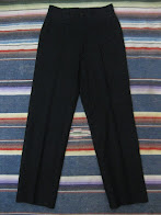 画像①                40's~ 「U.S.NAVAL ACADEMY」                WOOL SLACKS PANTS