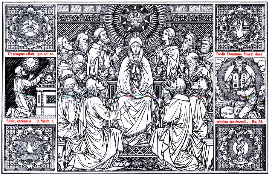 pentecost in history