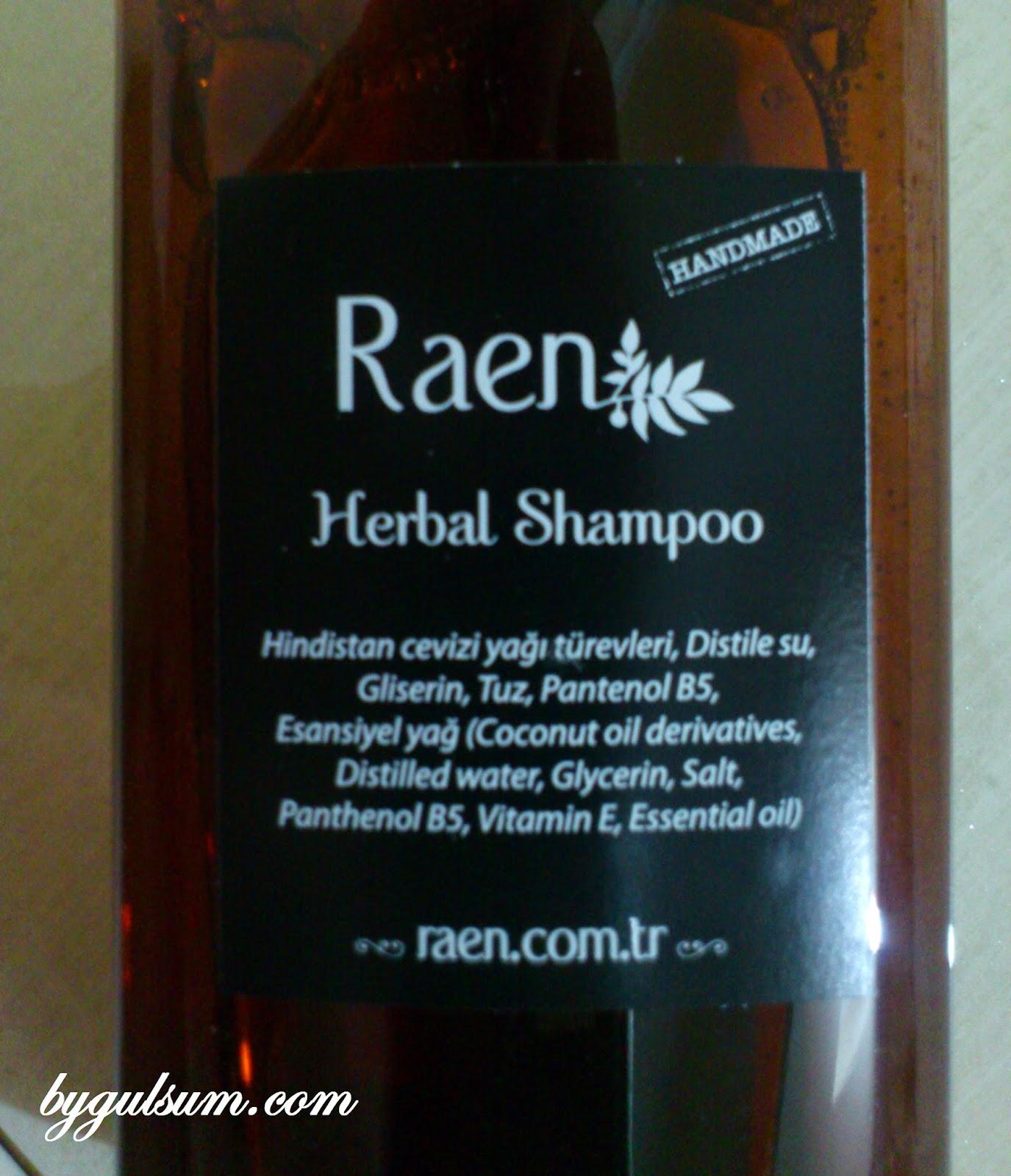 Raen Shampoo