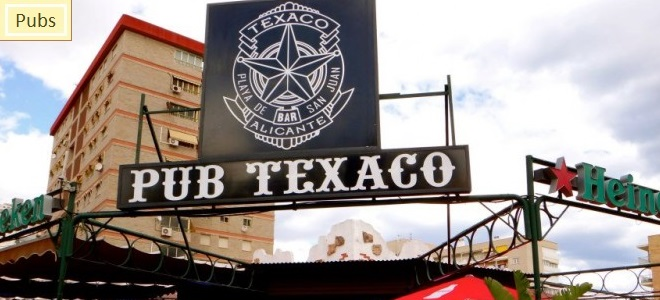 Texaco Pub - ComeyBebeenAlicante