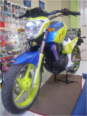 Foto Modification Yamaha Byson