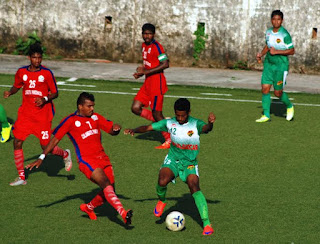 Goa Professional League: Calangute Association hold Salgaocar FC