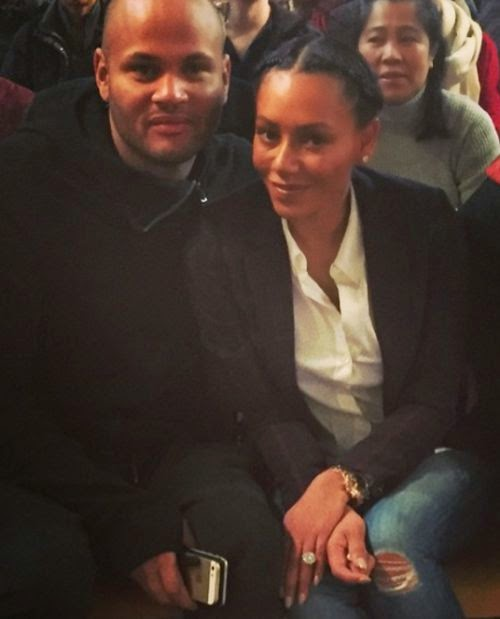 1. Statement: Mel B. defended her husband Stephen