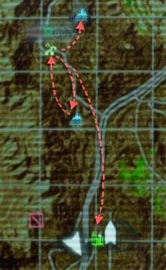 Fallout, map