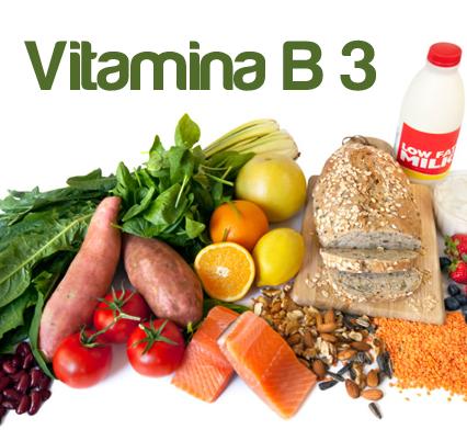 Vitamina Niacina (B3)