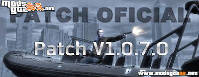 IV - Patch V1.0.7.0