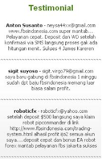 Testimonial Sekolah Belajar Forex FBS Indonesia Ciyoni-Blogspot