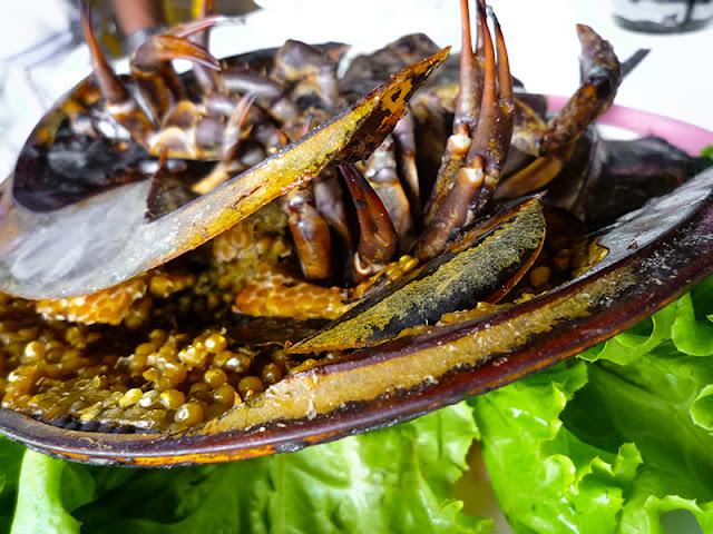 Tajlandia - Skrzypłocz na obiad