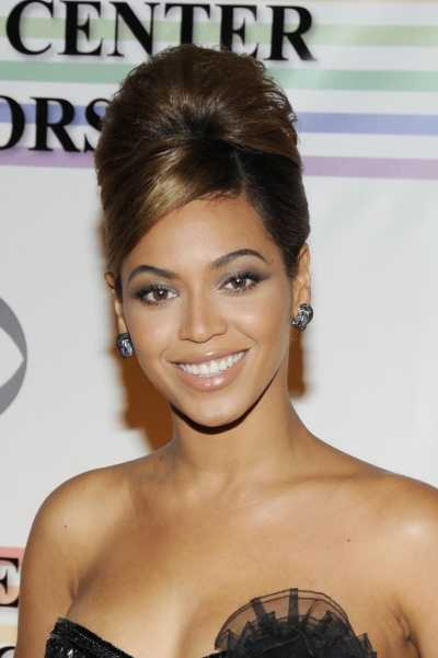 Beyoncé Knowles Hairstyles - blondelacquer