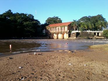 Represa no Rio Mogi, São Paulo