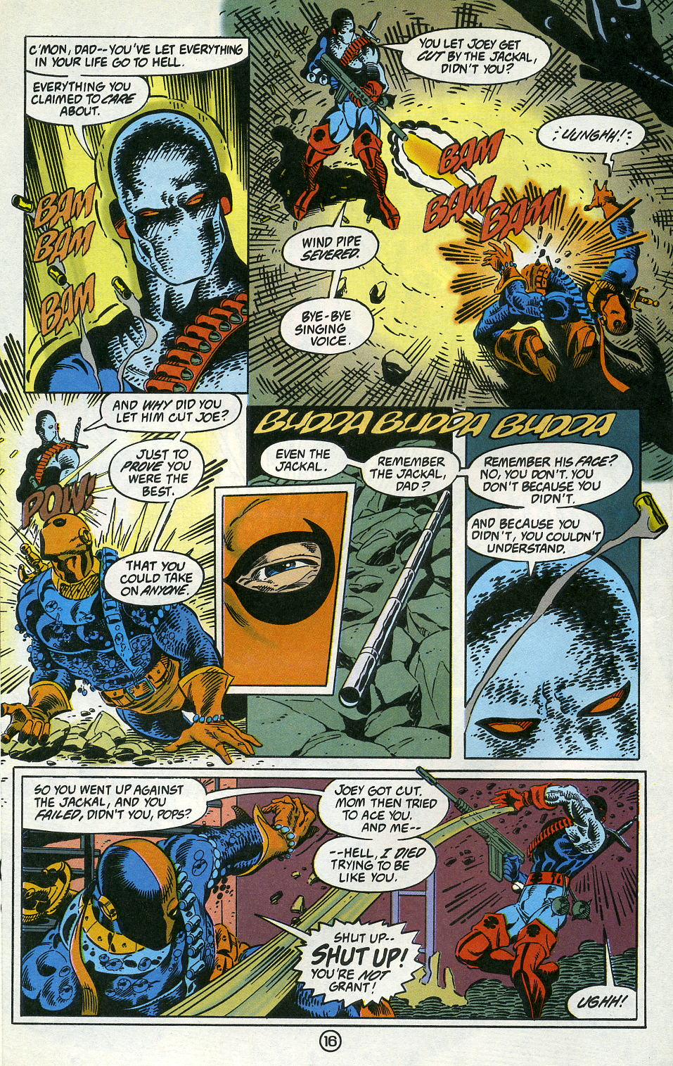 Deathstroke (1991) Issue #3 #8 - English 20