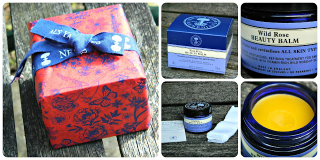 Neal's Yard Remedies Wild Rose Rescue Balm
