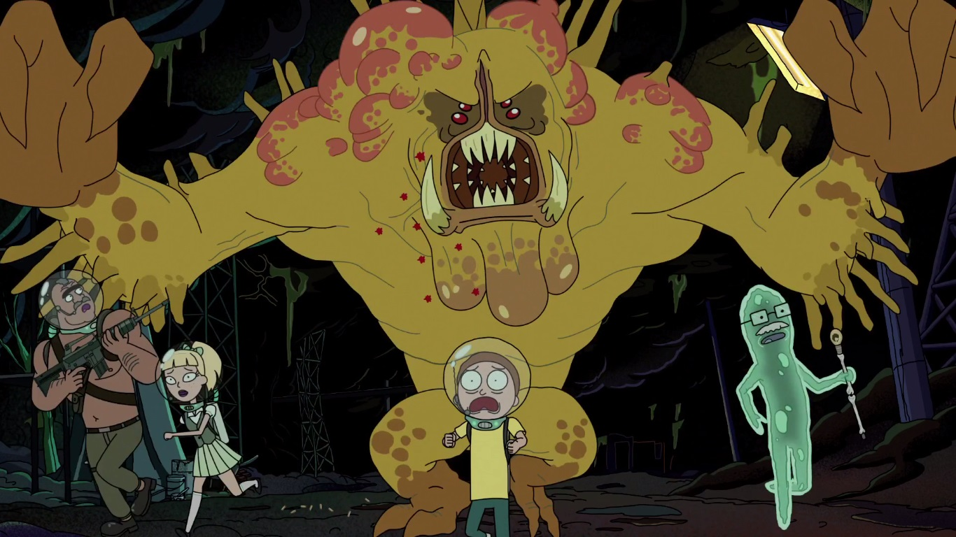 Rick and morty episode 3 anatomy park : Games for xbox one trailers