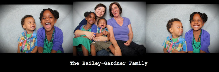 The Bailey-Gardner Family