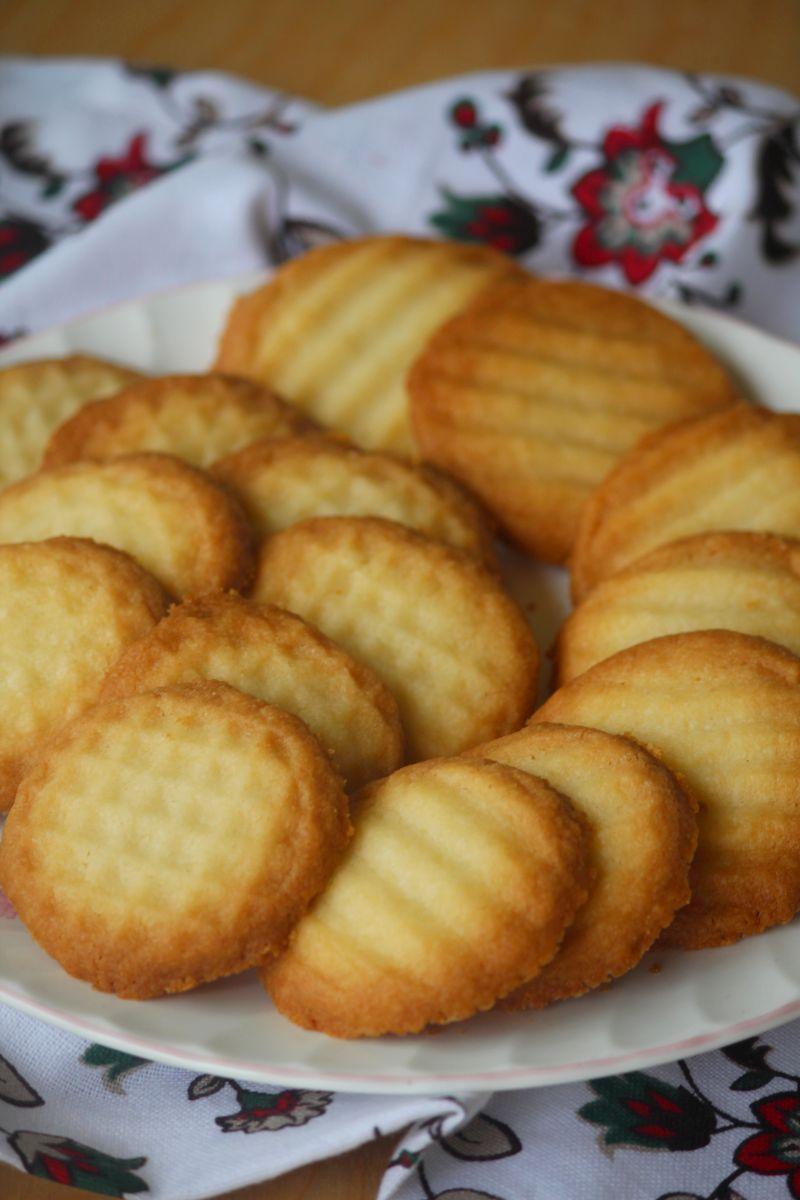 Kruche ciasteczka Leny