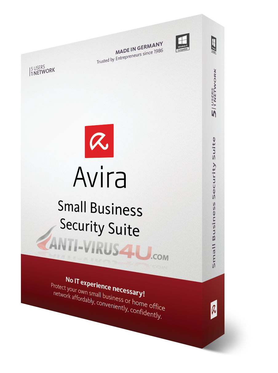 Avira Small Business Security Suite - Download