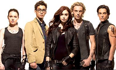 city of ashes characters - photo #41
