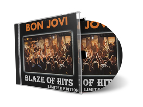 Bon Jovi - Blaze Of Hits Limited Edition