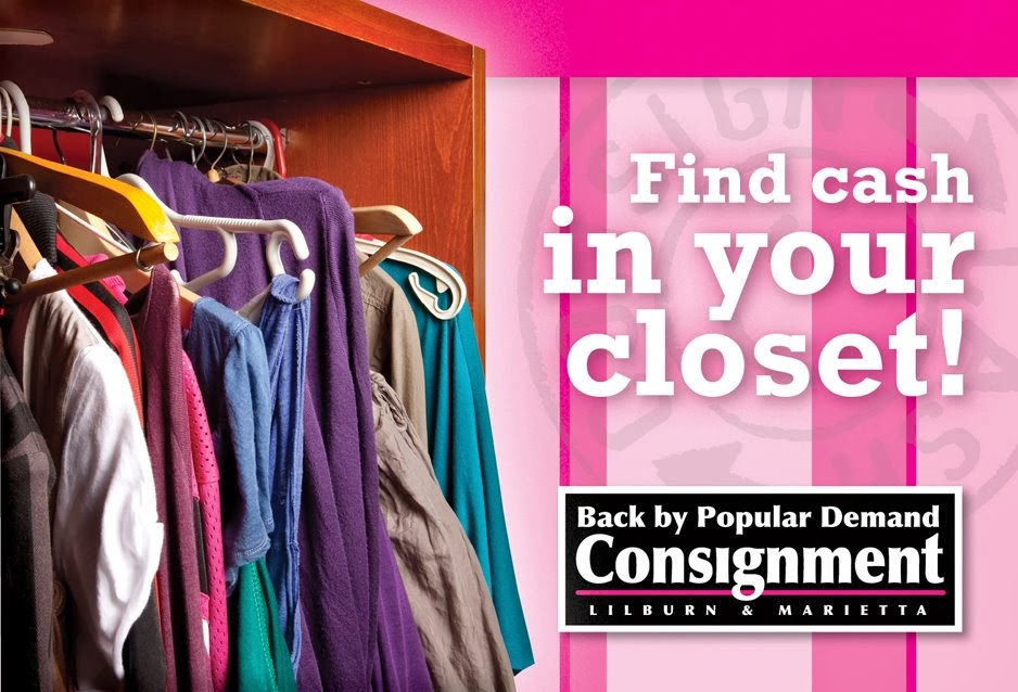 The Best way to sell Ladies clothing in Atlanta is Consignment ...