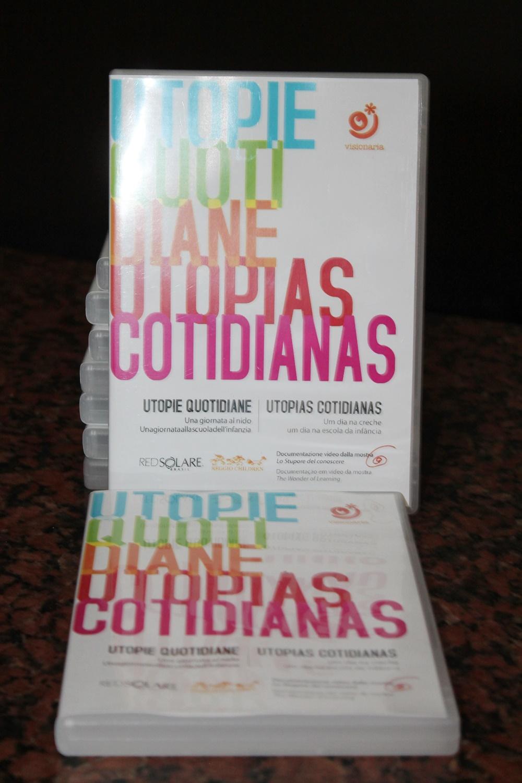 "DVD ""Utopias Cotidianas"""