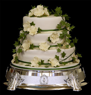 Diamond Wedding Cake Designs