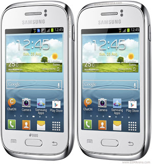 Review Samsung Galaxy Young S6310, Spesifikasi