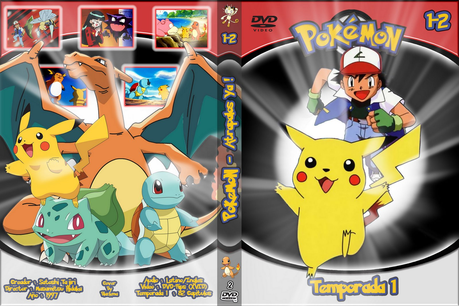 descargar capitulos de pokemon temporada 1