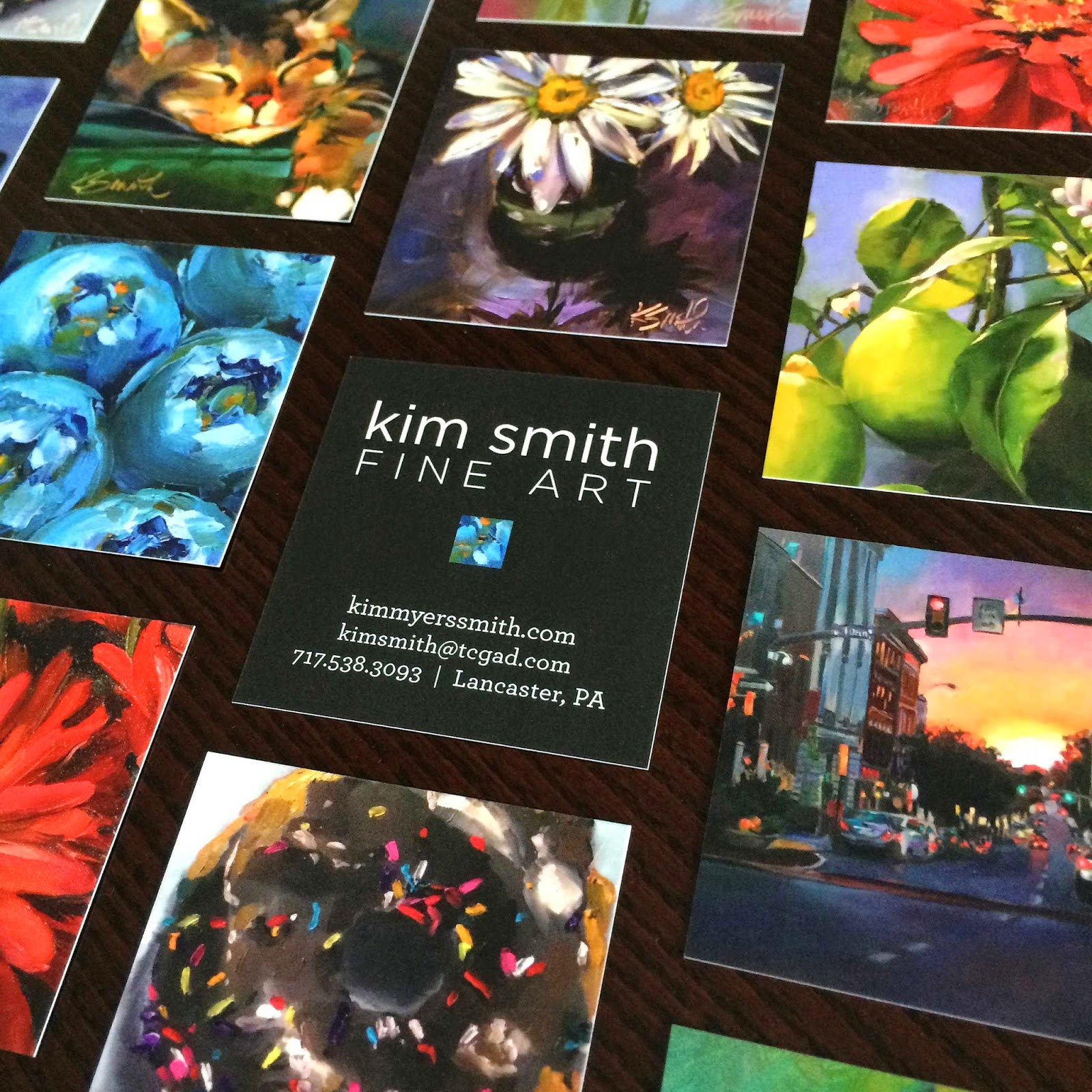 kim smith fine art january 2015