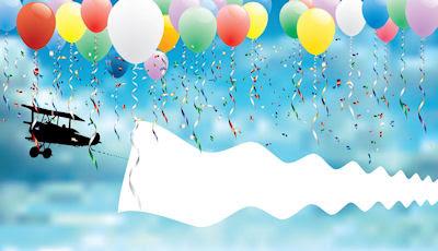Tarjetas para cumpleaños - Escribe aquí tu mensaje de felicitación - Postales para ocasiones especiales