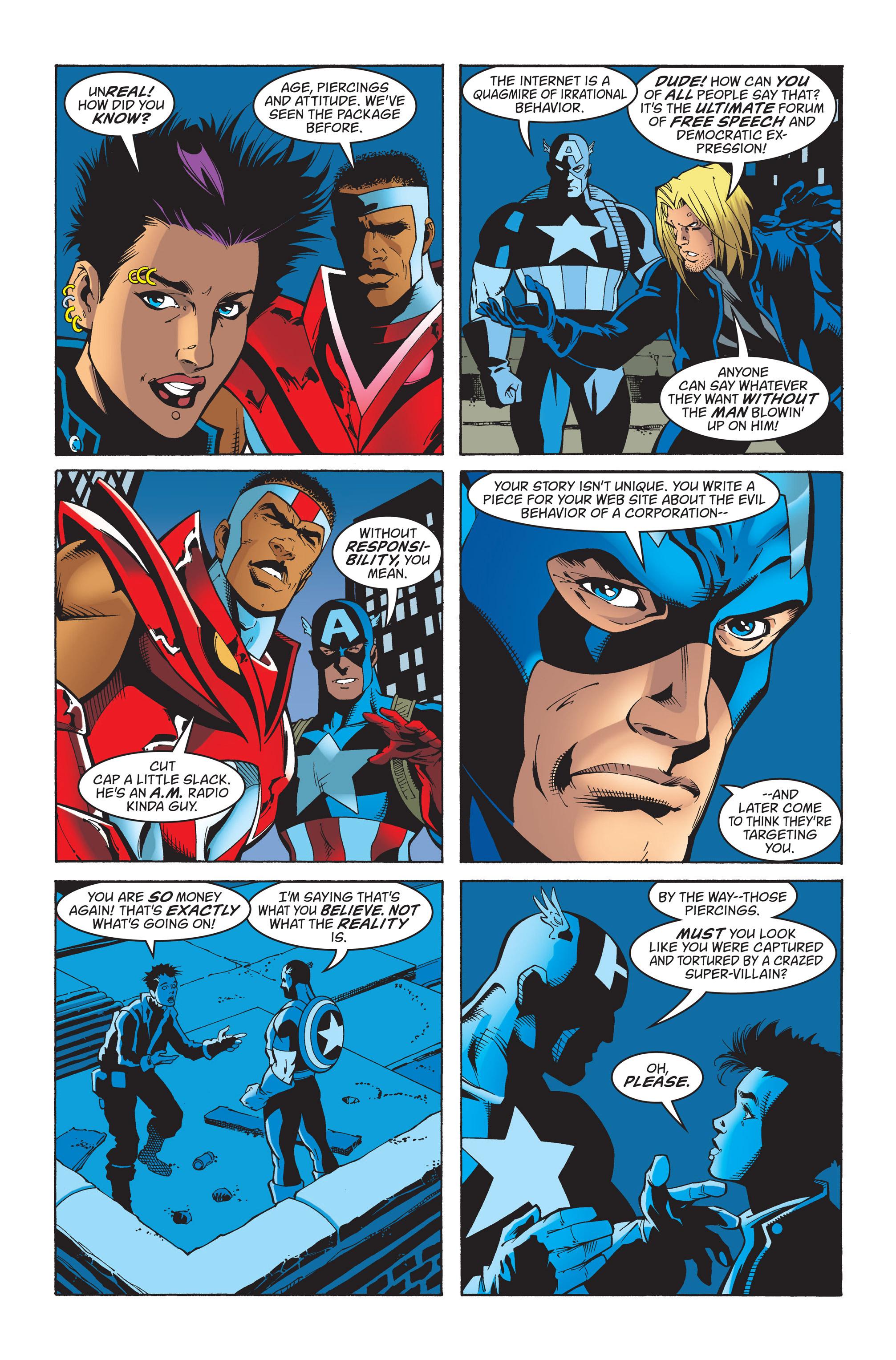 Captain America (1998) Issue #33 #39 - English 9