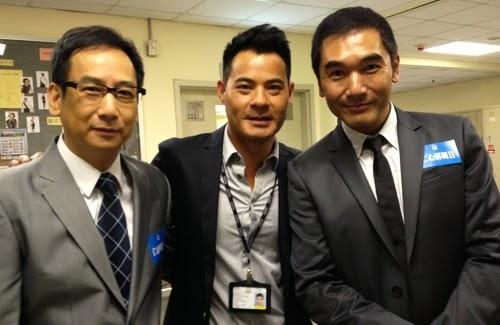 Hình ảnh diễn viên Phim Giai Ma Nhan Tam 1 2009