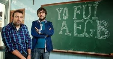 Javier Ikaz y Jorge Díaz