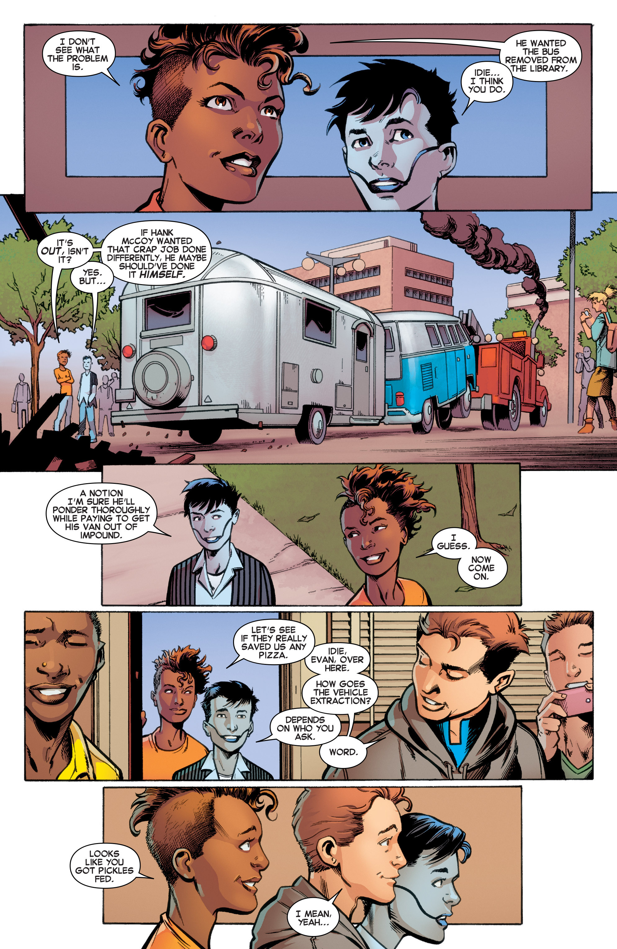 All-New X-Men (2016) Issue #2 #4 - English 18