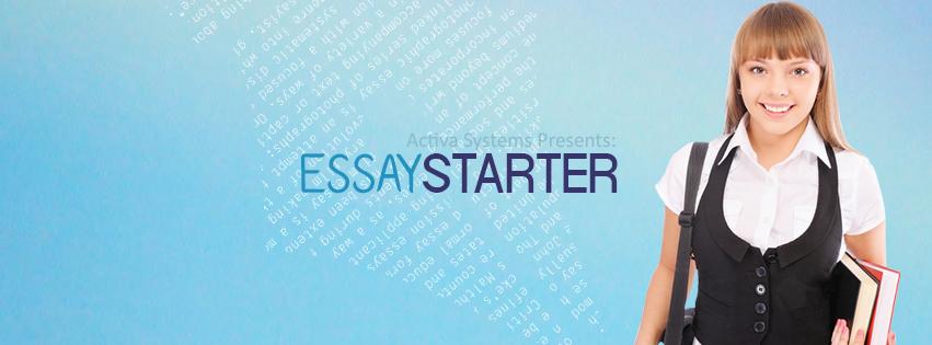 Essay starter