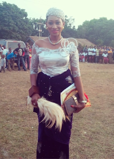 CHIKA IKE AND OGE OKOYE GET CHIEFTAINCY TITLES IN AWGU L.G.A., ENUGU
