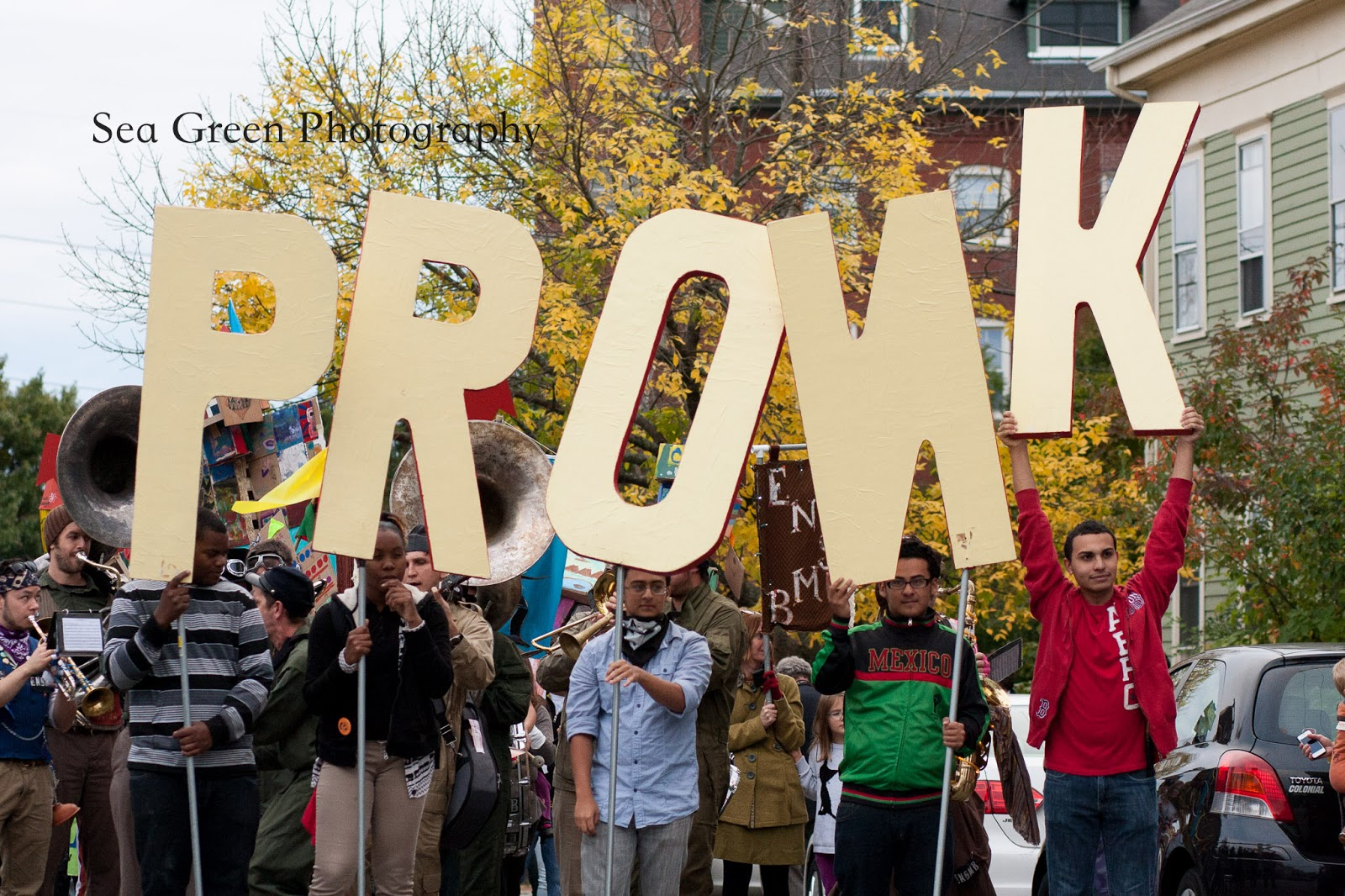 PRONK 2014 - Flotsam of the Mind