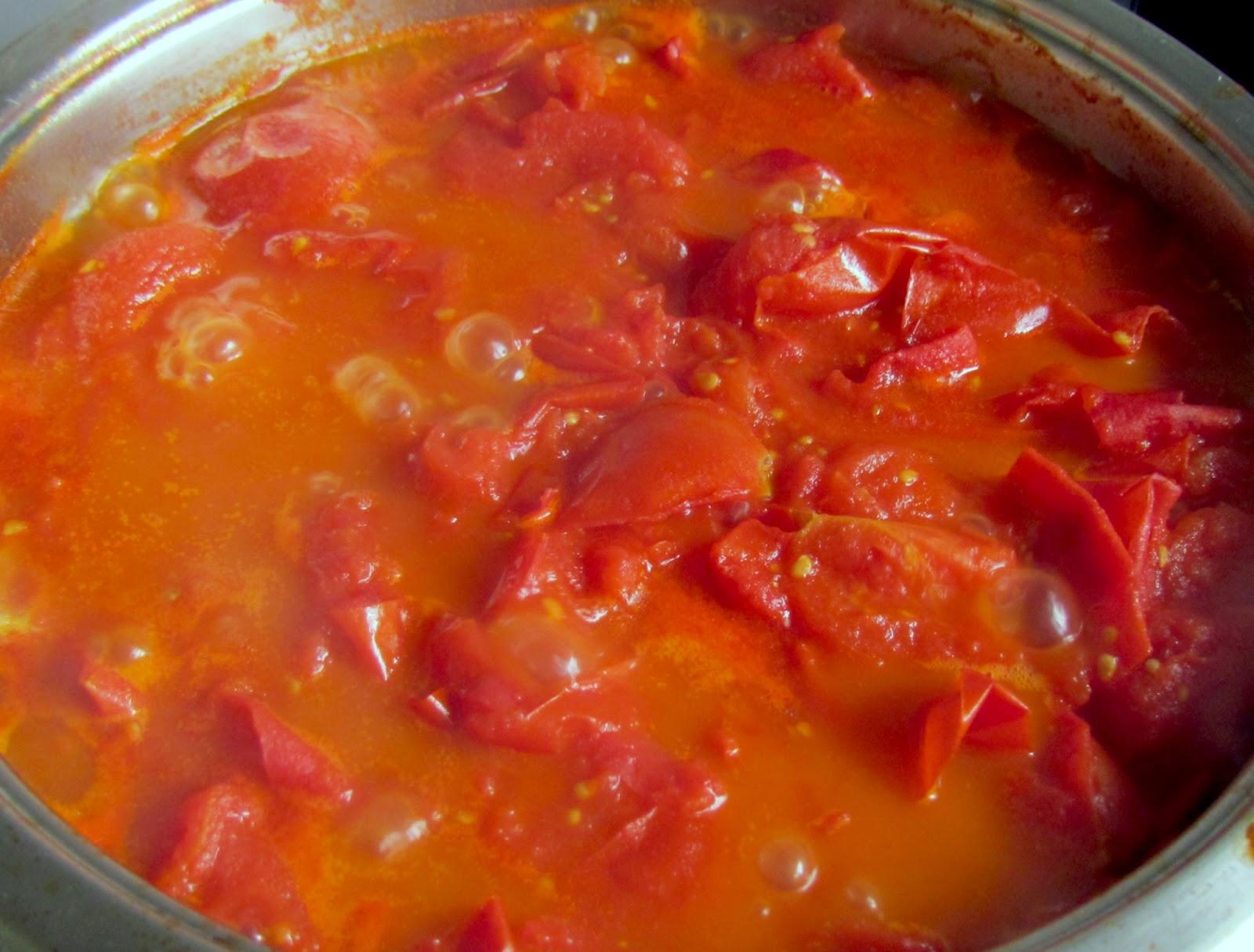 Как сделать аппетитку из помидор