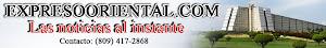 VISITEN WWW.EXPRESO ORIENTAL.BLOGSPOT.COM