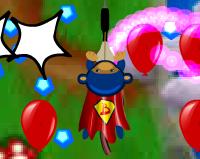 Balon Patlatan Süper Maymun