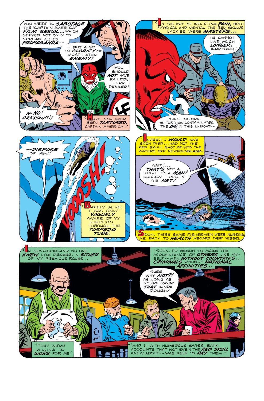 Captain America (1968) Issue #220 #134 - English 4