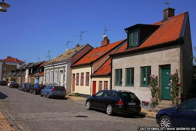 Landskrona, Vagnmansgatan