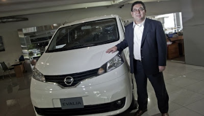 Nissan Cetak Rekor Dunia Penjualan Semester Pertama