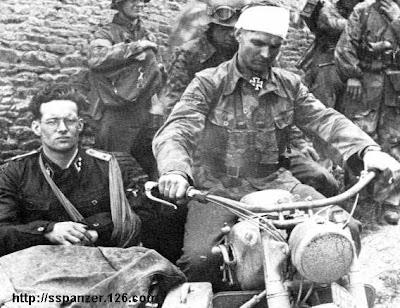 Les tenues allemandes en camouflage italien. 02