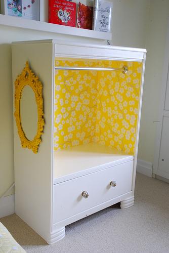 Dresser Turned Into A Kid S Closet