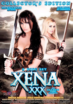 Xena XXX - An Exquisite Films Parody - (+18)