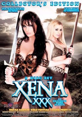Xena XXX - An Exquisite Films Parody - (+18)