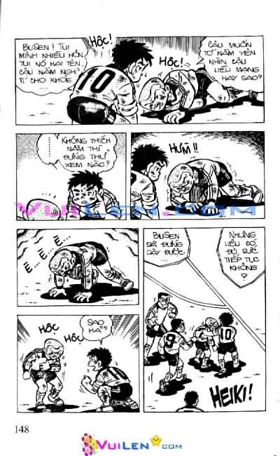 Jindodinho - Đường Dẫn Đến Khung Thành III  Tập 9 page 148 Congtruyen24h