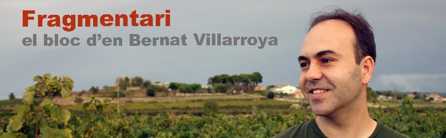 Fragmentari, el bloc d'en Bernat Villarroya