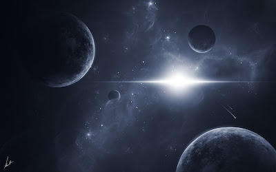 Space Earth Wallpaper