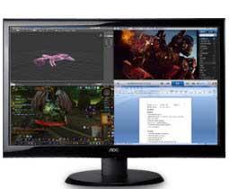 AOC E950Sw 軟體配備